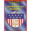 Libro di testo Advance Music The All-American Drummer