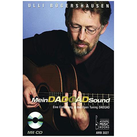 Manuel pédagogique Acoustic Music Books Mein DADGAD-Sound