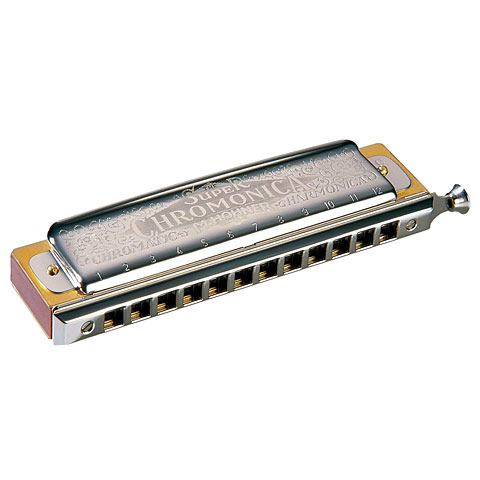 chromatische Mundharmonika Hohner Chromonica II 270 D