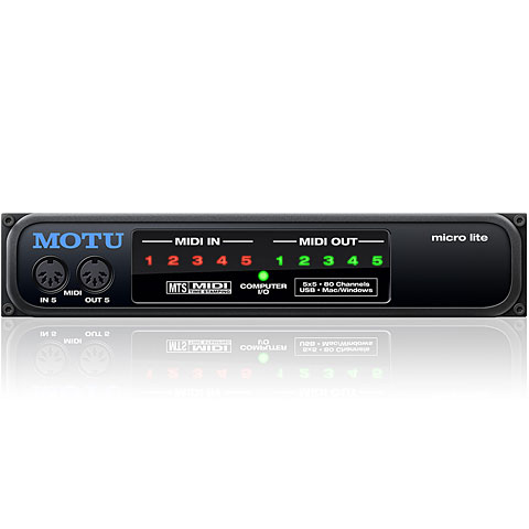 MOTU Micro Lite