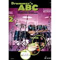 Libro di testo Schott Drummers ABC Bd.2
