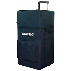Rockbag DeLuxe RB23500B para cabezal « Softcase amplificador