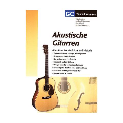 Ratgeber Carstensen Akustische Gitarren