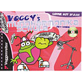 Kinderboek Voggenreiter Voggy`s Mundharmonikaschule