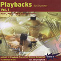 CD Tunesday Playbacks für Drummer Vol.1 Rock, Pop, Funk, Audio Cds