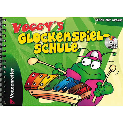 Kinderbuch Voggenreiter Voggy's Glockenspielschule
