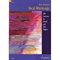 Bladmuziek voor koren Schott Vocal Warm-Ups