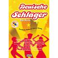 Recueil de morceaux Hage Deutsche Schlager Das Beste