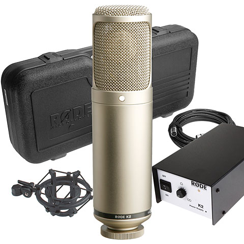 Microphone Rode K2
