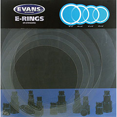 Evans E-Ring Set Stand. 12/13/16/14 « Accesor. parches
