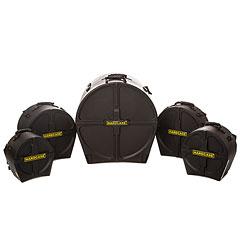 Hardcase 22/10/12/14/14S Drum Case Set Rock Fusion