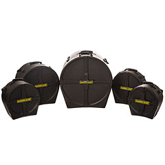Hardcase 12/13/16/22/14 Drum Case Set « Drumcase