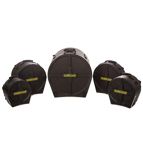 Hardcase 20/10/12/14/14 Drum Case Set