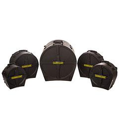 Hardcase 20/10/12/14/14 Drum Case Set « Drum koffer