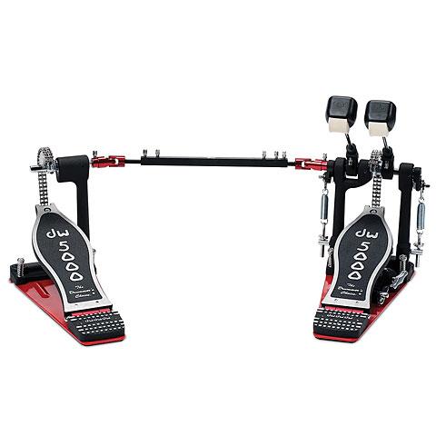 Pedal de bombo DW 5000 Series Delta IV Accelerator Double Bass Drum Pedal