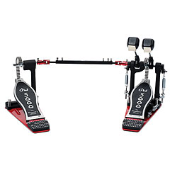 DW 5000 Series Delta IV Turbo CP5002TD4 Double Bass Drum Pedal « Bassdrumpedaal