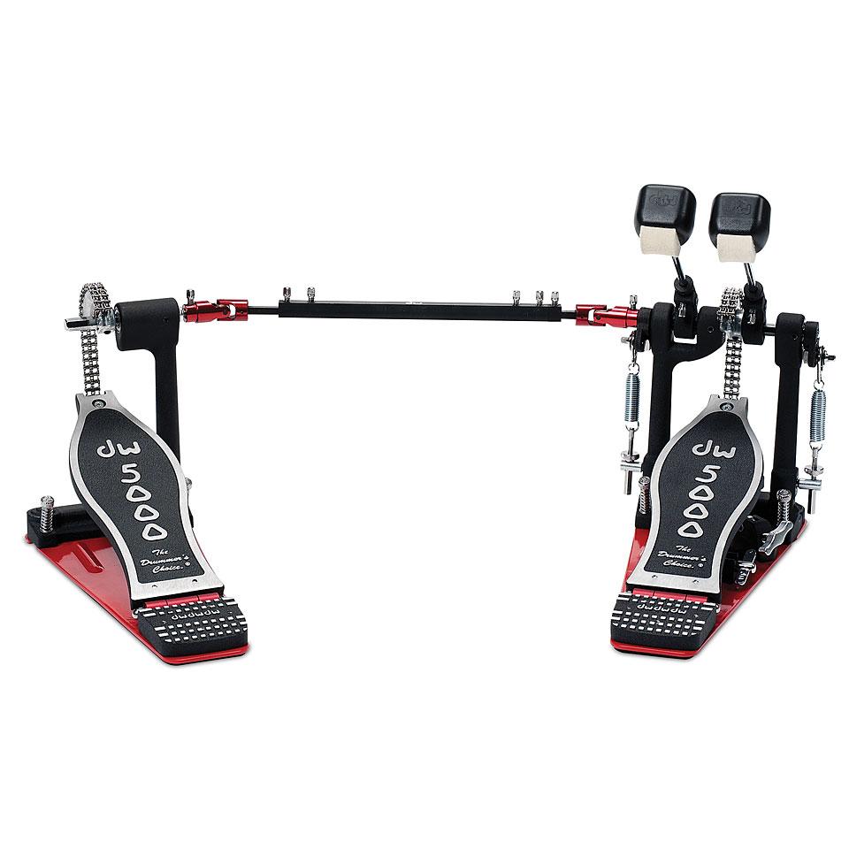 Drumhardware - DW 5000 Series Delta IV Turbo Double Bass Drum Pedal Fußmaschine - Onlineshop Musik Produktiv