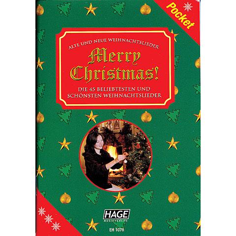 Hage Merry Christmas Pocket