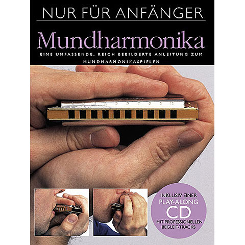 Manuel pédagogique Bosworth Nur für Anfänger Mundharmonika