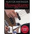 Libros didácticos Bosworth Nur für Anfänger Bassgitarre