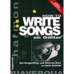 Voggenreiter How to write Songs on Guitar « Solfège