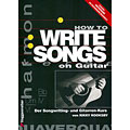 Teoria musicale Voggenreiter How to write Songs on Guitar