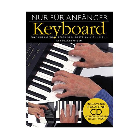 Libros didácticos Bosworth Nur für Anfänger Keyboard