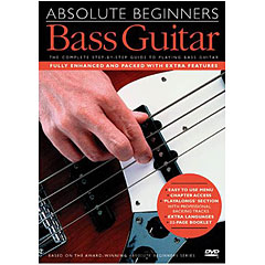 Music Sales Absolute Beginners Bass Guitar « DVD