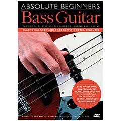 Music Sales Absolute Beginners Bass Guitar « DVD