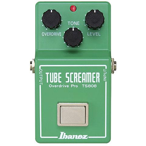 Ibanez TS808 Tube Screamer Overdrive Pro « Guitar Effect