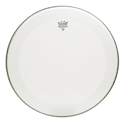 Bass-Drum-Fell Remo Powerstroke 3 Smooth White P3-1218-C1