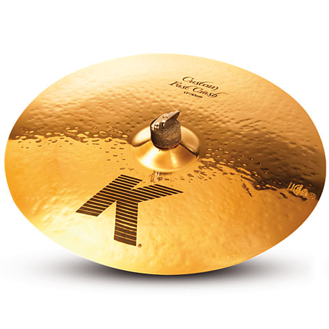 "Crash-Becken Zildjian K Custom 17"" Fast Crash"