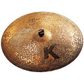 "Piatto-Ride Zildjian K Custom 20"" Left Side Ride"