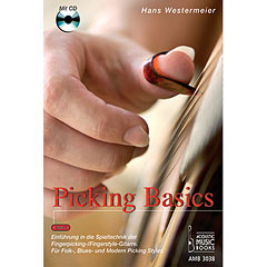 Acoustic Music Books Picking Basics Bd.1 « Libros didácticos