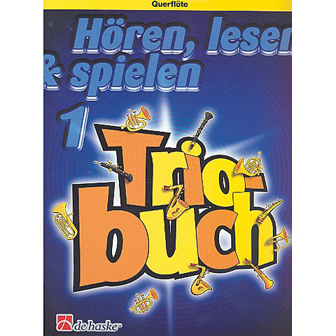 De Haske Triobuch Querflöte
