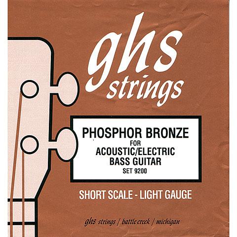 Saiten Akustikbass GHS 9200 L