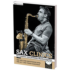 PPVMedien Sax Clinics « Instructional Book