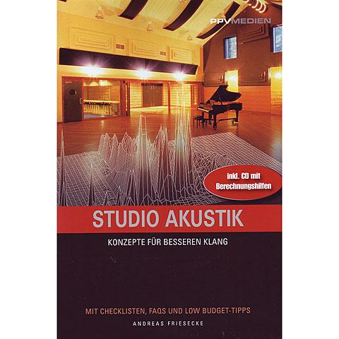 PPVMedien Studio Akustik