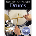 Lektionsböcker Bosworth Nur für Anfänger Drums