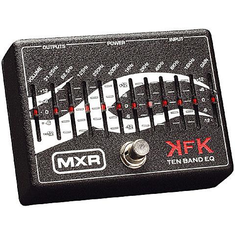 MXR KFK1 Kerry King 10 band EQ