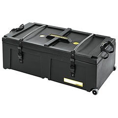 Hardcase Extra Wide Hardware Case with Wheels « Case para hardware