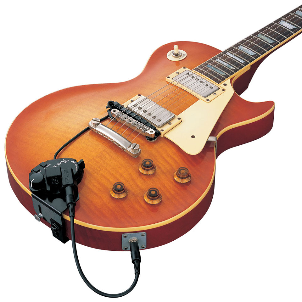 guitare electrique micro