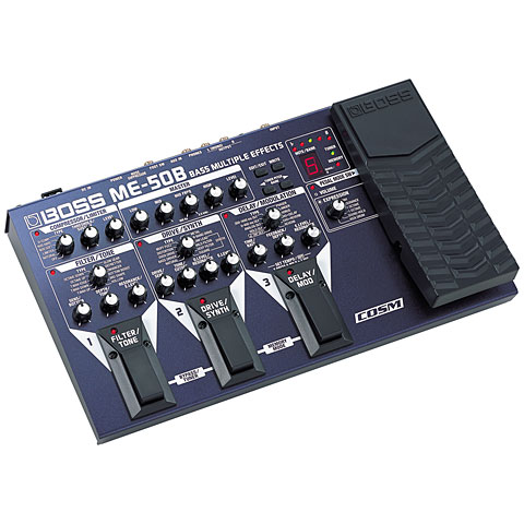 Boss ME-50B Bass Multi Effects