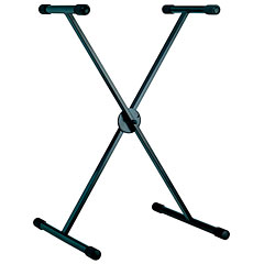 Collins SingleX black « Keyboard Stand