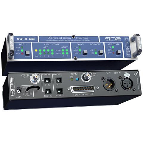 Carte son, Interface audio RME ADI-4 DD