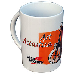 Musik Produktiv Cup Art Acoustica « Coffee Cup