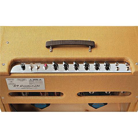fender 39 59 bassman guitar amp musik produktiv. Black Bedroom Furniture Sets. Home Design Ideas