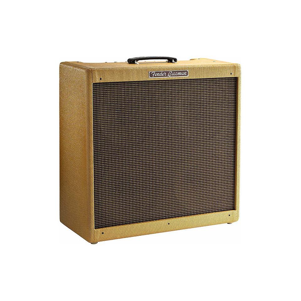 Vintage Fender Super Bassman Amp