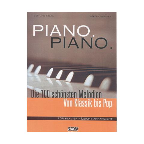 Hage Piano Piano (easy)