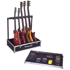 Rockcase RC23140B m.5-fach stand « Pedalboard